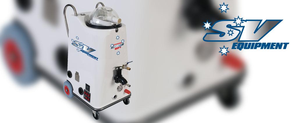 Steamvac Apollo HP+ Portable Steam Cleaner