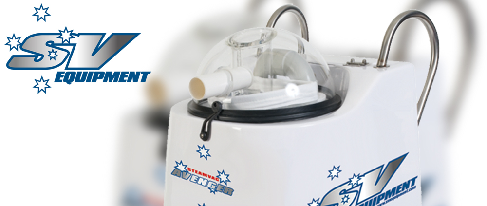 Steamvac Avenger Portable Steam Cleaner
