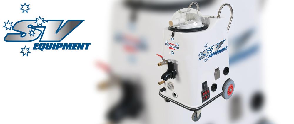 Steamvac Avenger HP+ Portable Steam Cleaner
