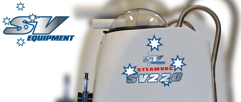Steamvac SV 220 Portable Steam Cleaner
